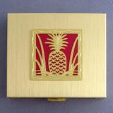 Pineapple Large Pill Holder