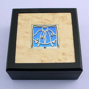 Wedding Bells Jewelry Box
