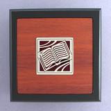 Book Small Decorative Wood Box
