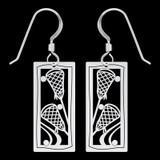 Lacrosse Earrings
