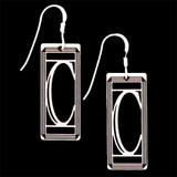 Monogram Letter C Earrings