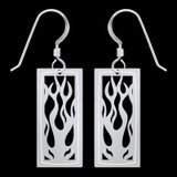 Flame Earrings