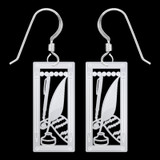 Writer Earrings
