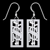 Dollar Signs Earrings