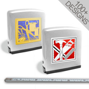 Custom 6' Metal Tape Measures