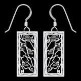 Cave Drawings Earrings
