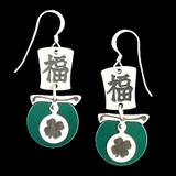 Double Luck Earrings