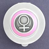 Girl Power Pillbox - Large