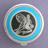 Fairy Pill Case - Round