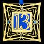 13th Birthday / Anniversary Ornament