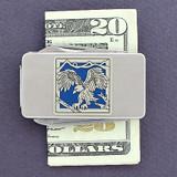 Eagle Pocket Knife Money Clip