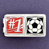Soccer Champ Money Clips