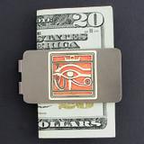 Egyptian Money Clips - Gunmetal