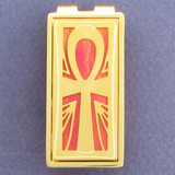 Ankh Money Clip