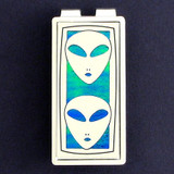 Alien Money Clip
