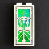 Lawyer Money Clip