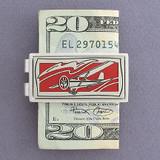 Airplane Pilot Money Clips