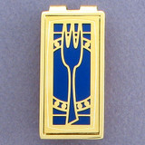 Fork Money Clip