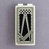 Masonic Money Clip