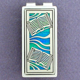Book Money Clip