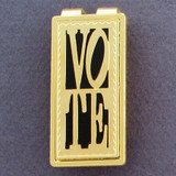 Voter Politics Money Clips