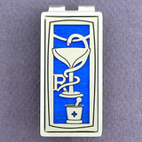 Pharmacist Money Clips