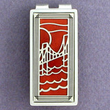 Bridge Money Clip