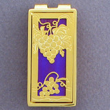 Grapes Money Clips