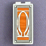 Greek Omega Money Clips