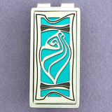 Sea Shell Money Clips
