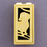 Dachshund Money Clip