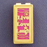 Live Love Laugh Money Clip