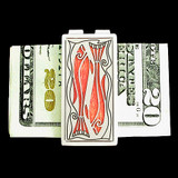 Fish Money Clip