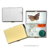 Sleek Engravable Mini Pill Box