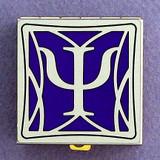 Psych Symbol Pill Box