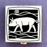 Pig Pill Box