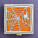 Spiderweb Pill Box