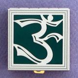 Om Symbol Pill Box