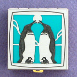 Penguin Pill Box