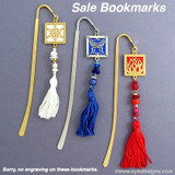 Discount Beaded Bookmarks