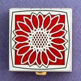Sunflower Pill Box