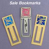 Metal Bookmarks on Sale