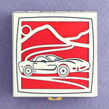 Sports Car Pill Box