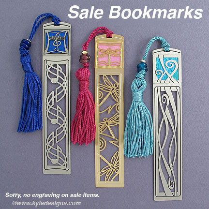 Unique Tassel Bookmarks On Sale Value Priced Metal