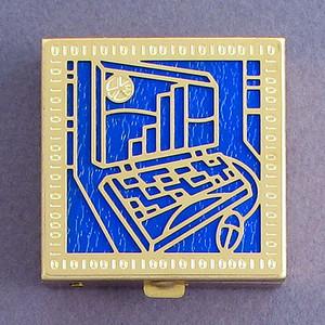 Computer Pill Box