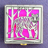 Tiger Pill Box