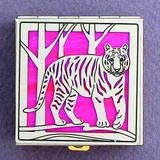 Tiger Pill Box
