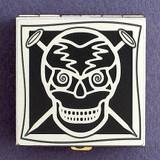 Skull Pill Box