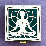 Yoga Meditation Pill Box