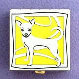 Chihuahua Dog Pill Box